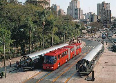 BRT: solução para o transporte