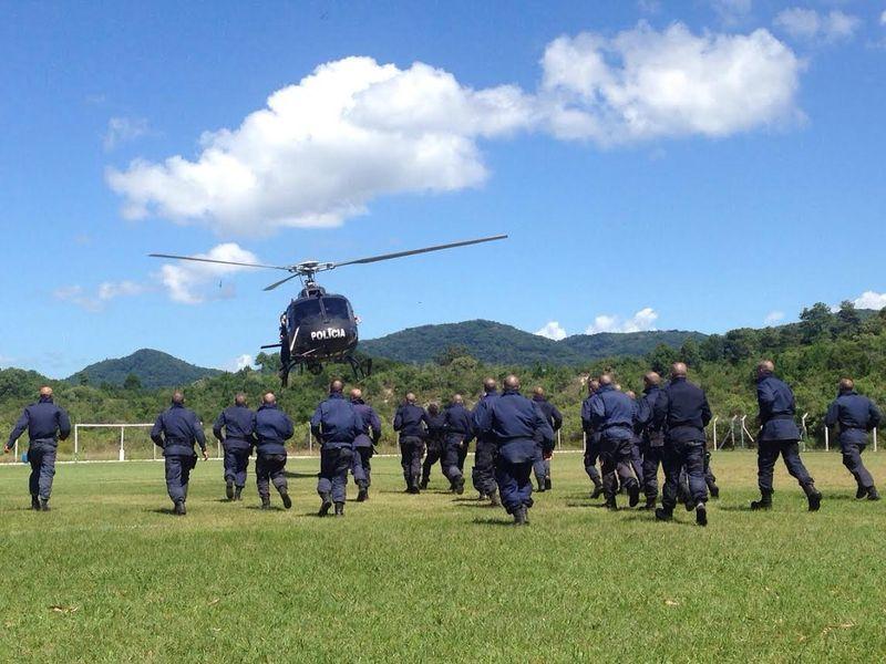 Guarda Municipal de Florianópolis forma especialistas em ações táticas