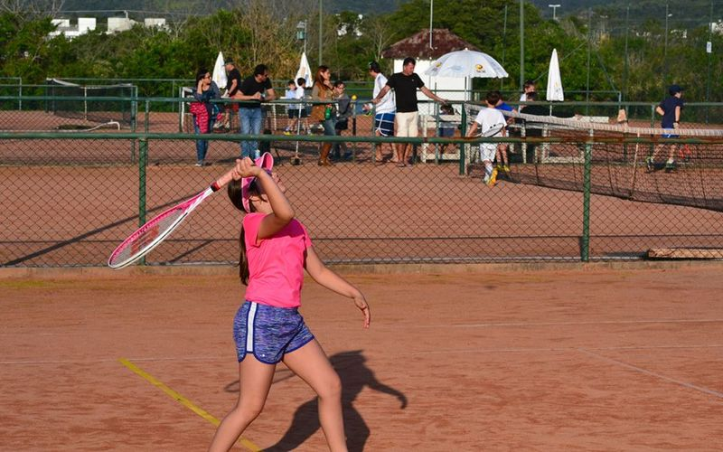 Circuito Tenis : Jurerê internacional promove circuito de tênis amador