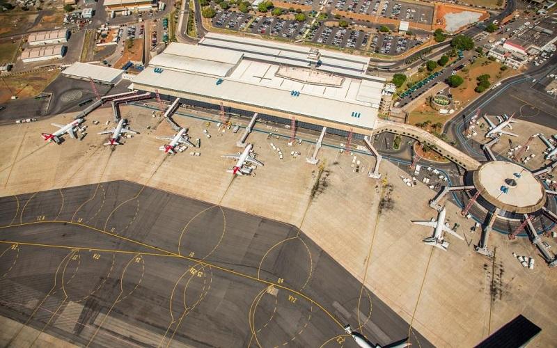 Número de voos internacionais para o Brasil volta a crescer