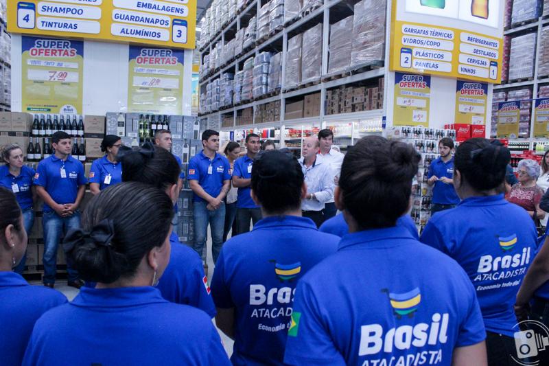 045d9b60b Brasil Atacadista inaugura sua primeira unidade em Santa Catarina